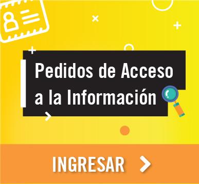 Pedidos de acceso a la información pública