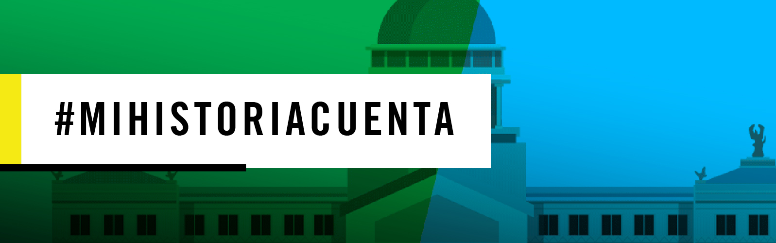 #MIHISTORIACUENTA