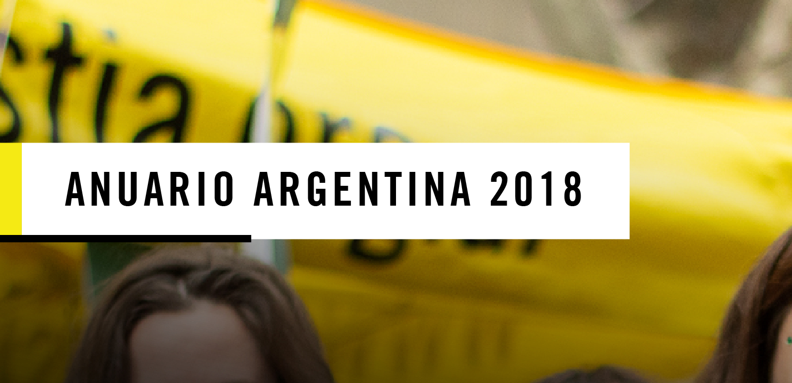 Anuario Argentina 2018