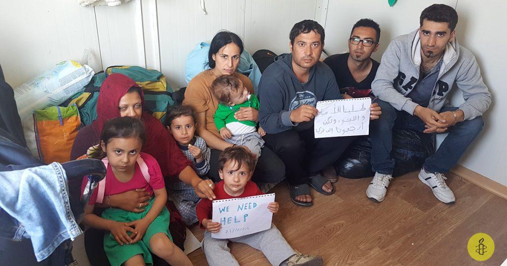 Family--Syrians-EU-Turkey