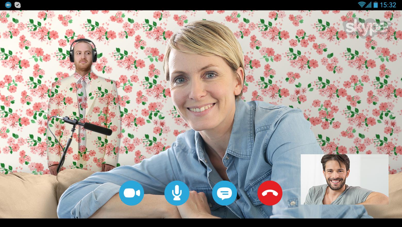Pedile a Microsoft que proteja nuestra privacidad en Skype