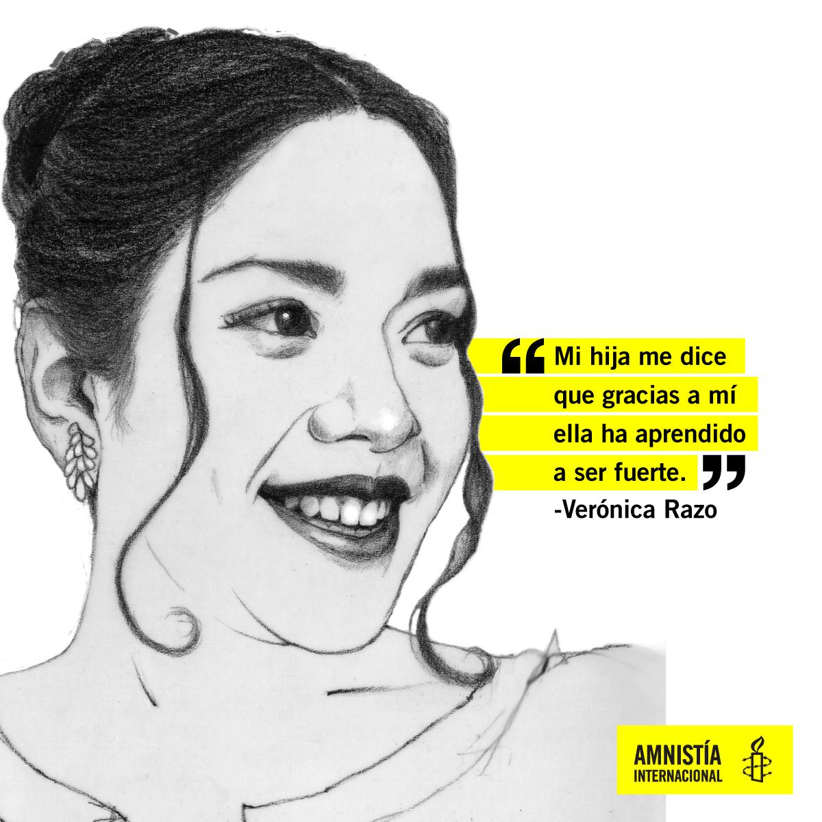 Verónica Razo, mexicana sobreviviente de tortura cumplirá 6 años en prisión sin sentencia