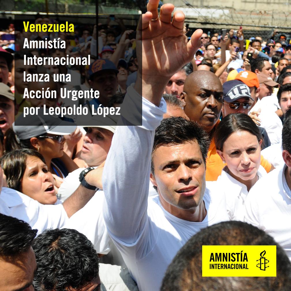 Venezuela: Leopoldo López, incomunicado