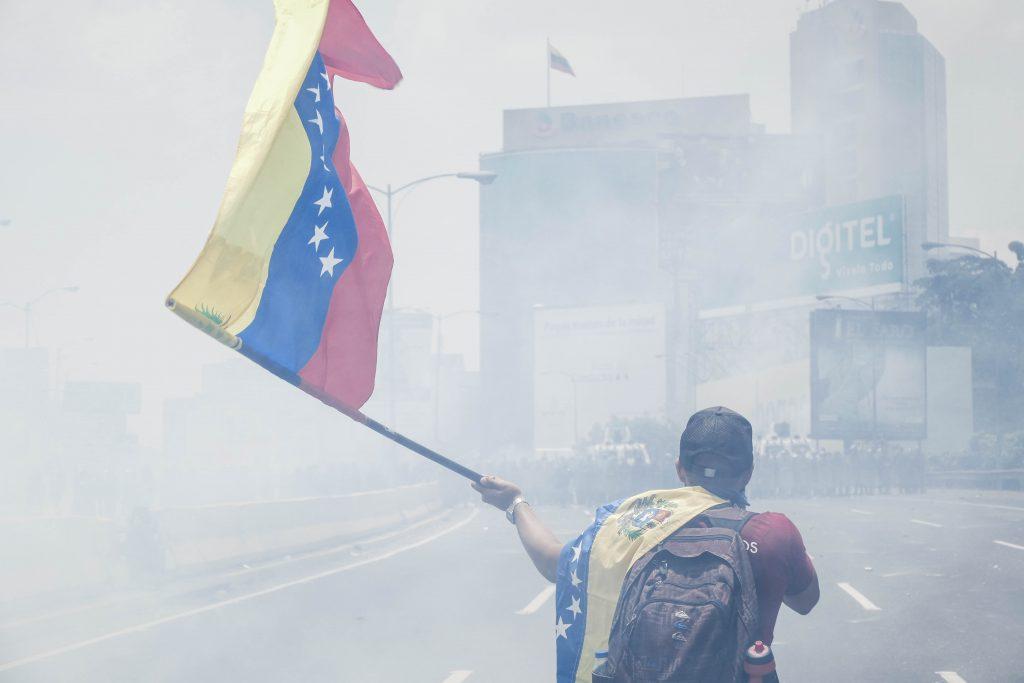 239869_Venezuela Protest