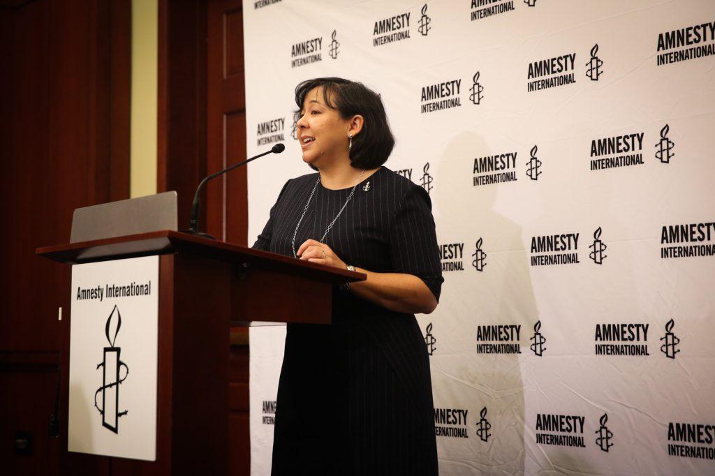 Amnesty International Annual Report Launch 2018