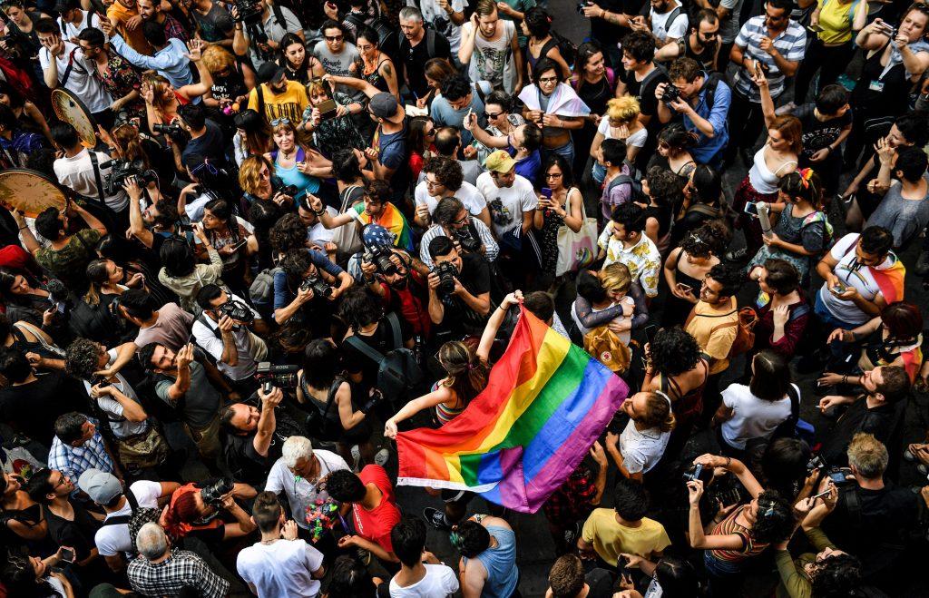 TURKEY-DEMO-GAY-RIGHTS
