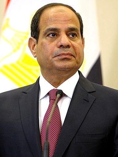 Presidente Abdel Fattah al-Sisi