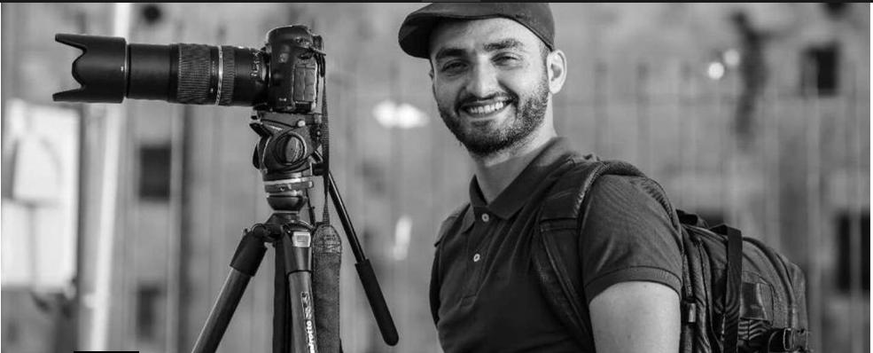 periodista palestina
