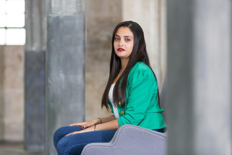 Yaridbell Licón Rodríguez, 26, social media manager and journalist.
