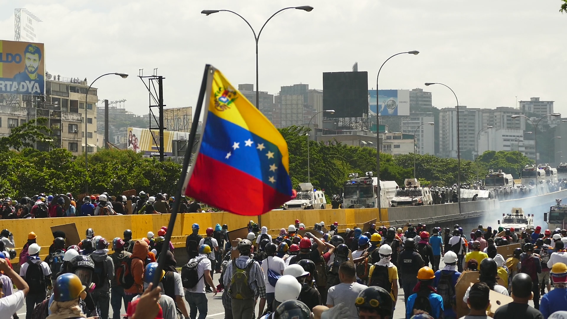Venezuela: ONGs  bajo amenaza