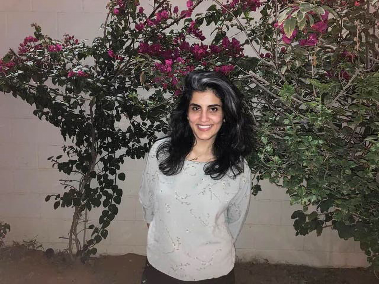Arabia Saudita: Loujain Al Hathloul, en libertad condicional