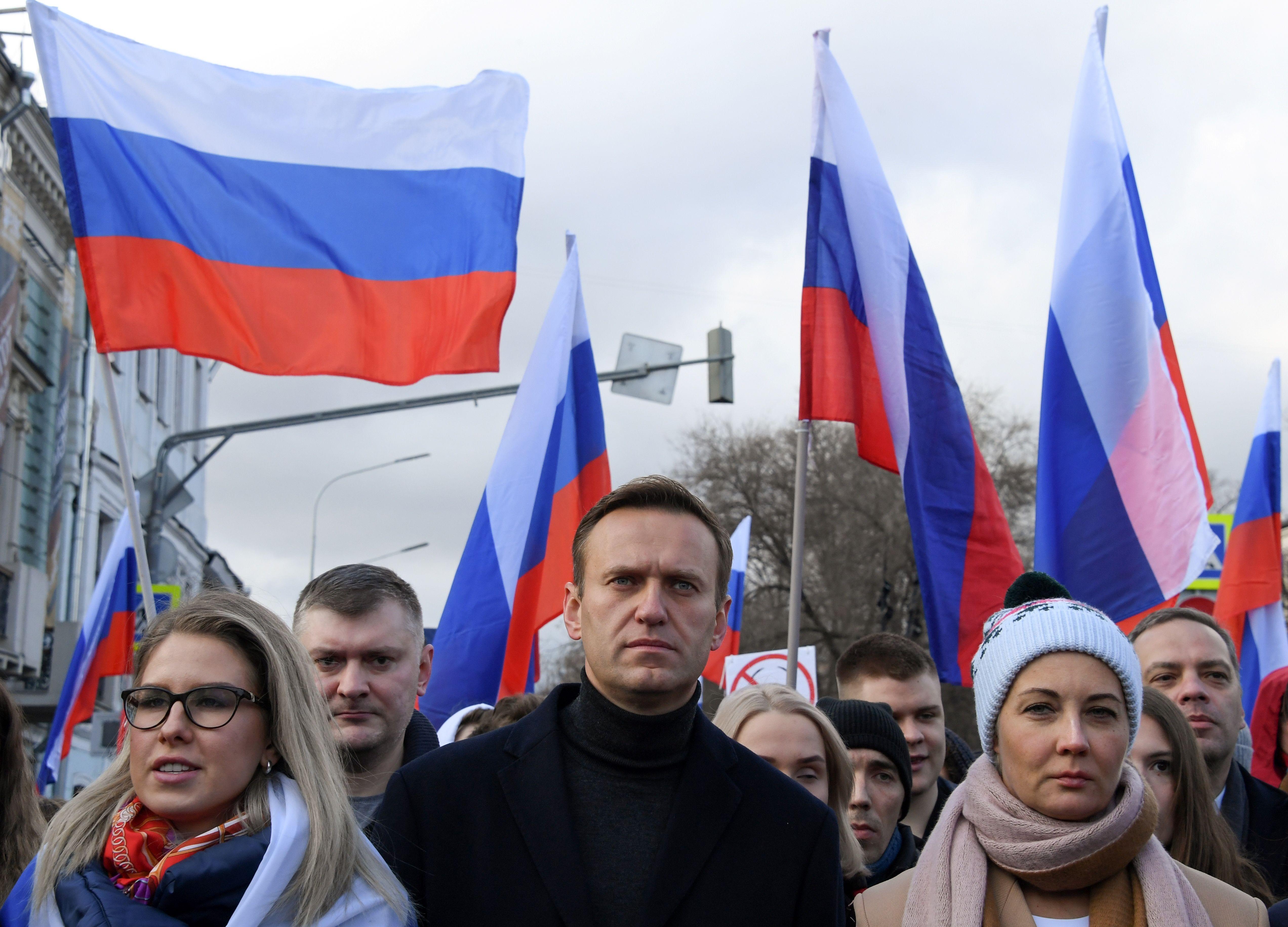 Rusia: en peligro la salud y la vida de aleksei navalny
